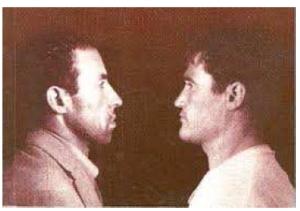 Los anarquistas Joaquín Delgado y Enrique Granado