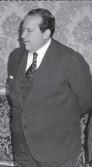 """Alfredo Sánchez Bella, embajador en Roma y autor de un furibundo ataque a """"El verdugo"""""""