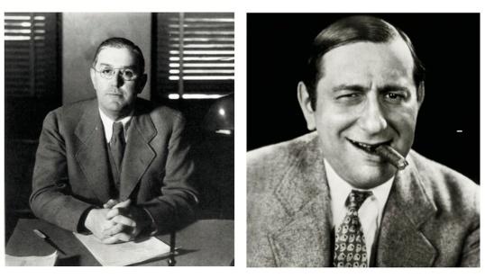 Joseph Breen y Ernst Lubitsch