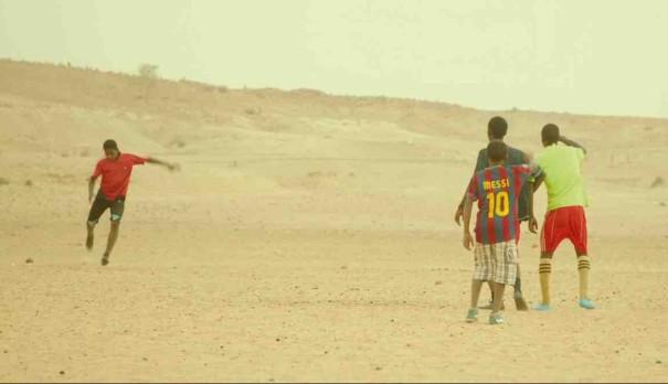 Escena de Timbuktu